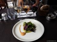 Avocat aux crevettes sauce provençale