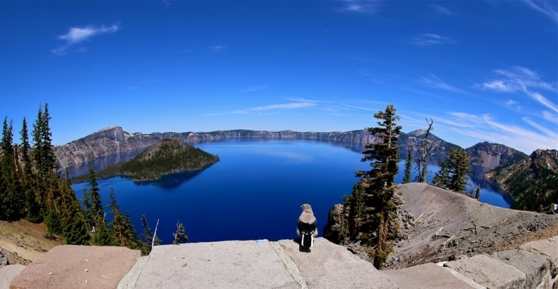 Caldeira de Crater Lake National Park