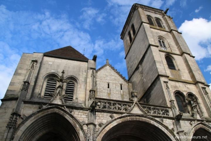 Eglise Notre-Dame à Auxonne