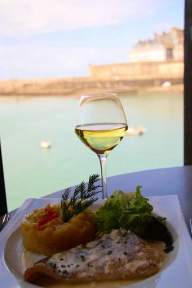 Quartier Restaurants Extra Muros Saint Malo