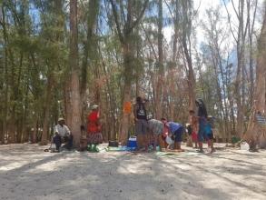 Ile Maurice : Pique-nique du dimanche