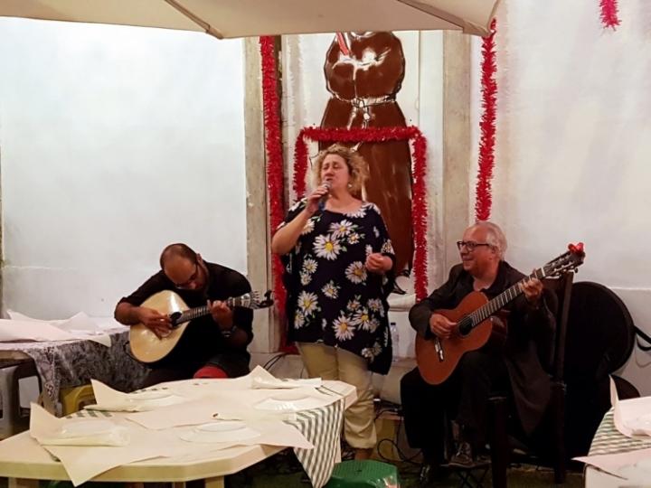 Que faire à Lisbonne : spectacle de fado