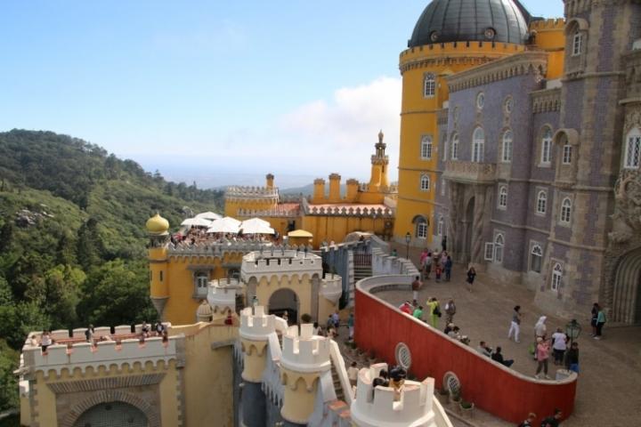 Que faire à Lisbonne : prendre le train pour Sintra