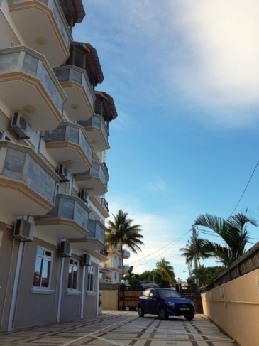 Ocean Dream : vue de l'immeuble