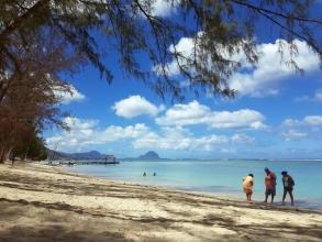 Ocean Dream : plage à Flic en Flac