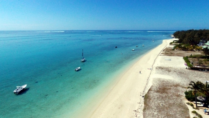 Paradise Beach : la Pointe d'Esny