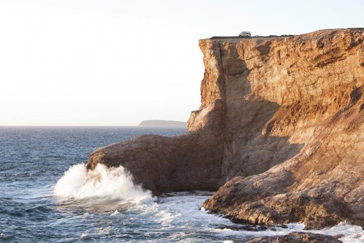 Roadtrip au Canada : Cap saint georges