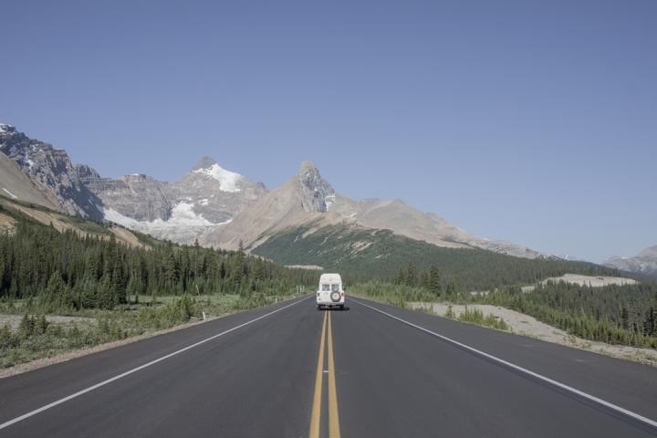 Roadtrip au Canada : Montagnes en vue