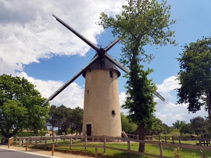 Que faire en Vendée : le Moulin des Gourmands