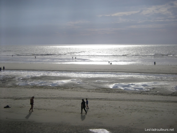Se balader sur les grandes plages