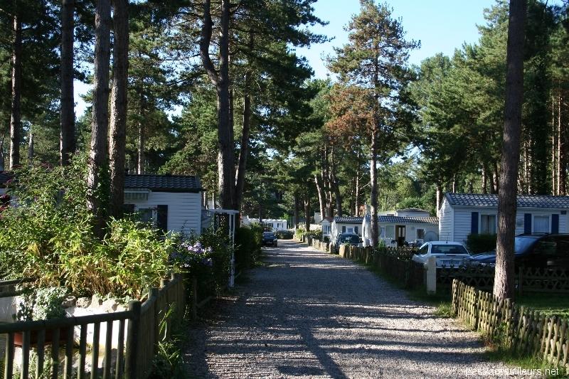 Un mobilhome à Quend Plage afin de se ressourcer régulièrement  ~ Camping Du Bois Dormant Quend Plage