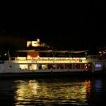 Une soirée romantique : un dîner croisière sur la Vltava à Prague