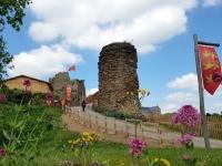 Que-faire-en-Vendée-le-château-de-Talmont