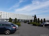 Le-parking-de-lhôtel-Hyatt