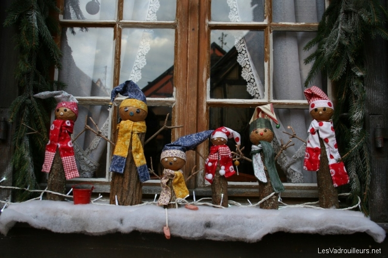 15 raisons de visiter le pays des etoiles avant no l for Decoration fenetre noel alsace