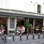 Un brunch chez «Les Enfants Perdus» au canal Saint Martin de Paris ?