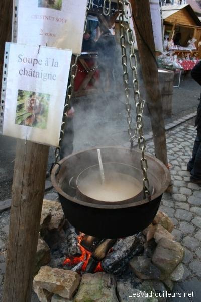 Marché de Noël Bergheim