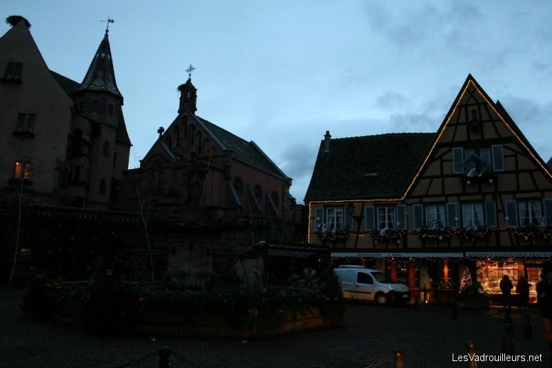 Marché de Noël Eguisheim