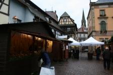 Marché de Noël Obernai