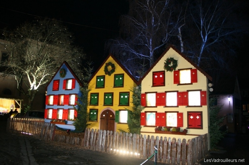 Marché de Noël Turckheim