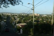 Escale à Saint Johns - Antigua