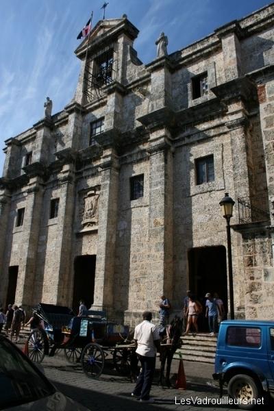 Escale à Saint Domingue