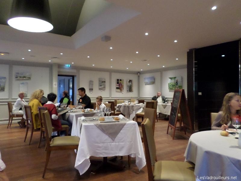 Restaurant La Table Du Cap Saint Valery Sur Somme Avis