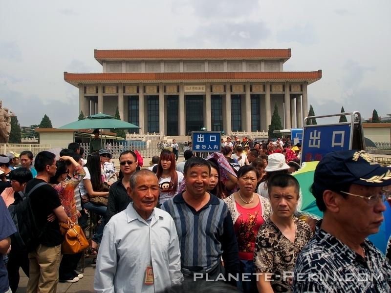 Interview sur Pekin