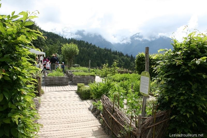 Jardin des Cimes