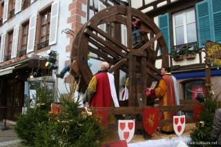 Marché de Noël Ribeauvillé