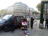 Marchés de Noel à Paris