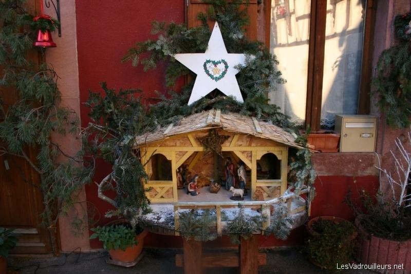 Marché de Noël de Bergheim