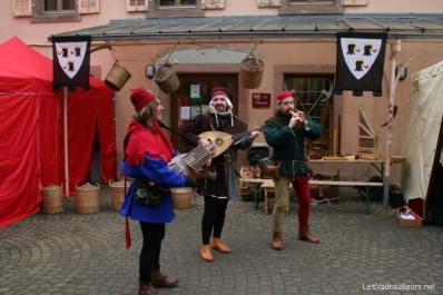 Marché de Noël de Ribeauvillé