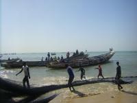 Mbour village des pêcheurs
