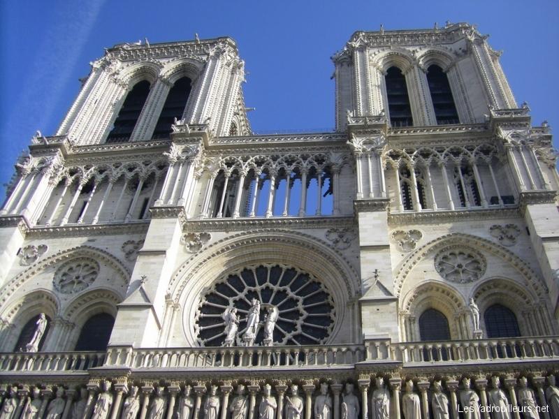 Notre-Dame-de-Paris symbole de France