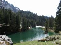 Petit lac en vallée d\'Abondance