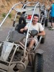 Mon buggy et moi