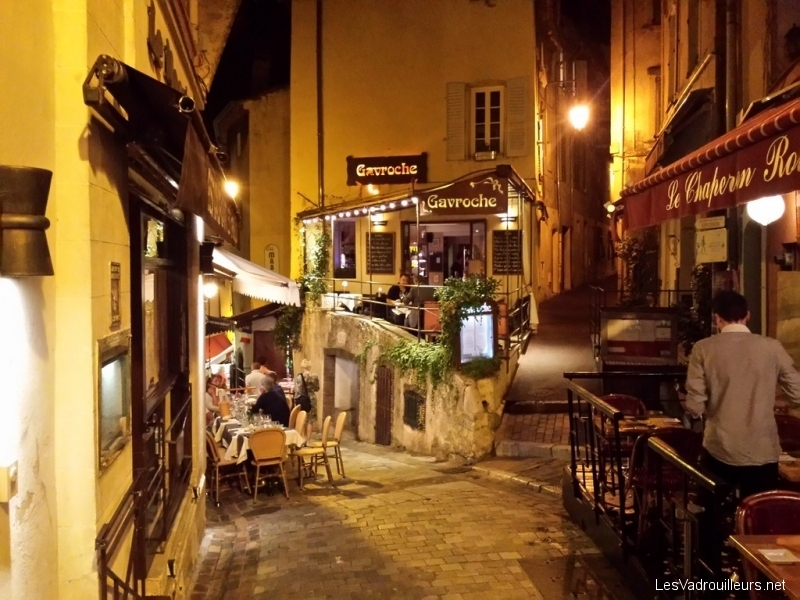Restaurants dans le Suquet
