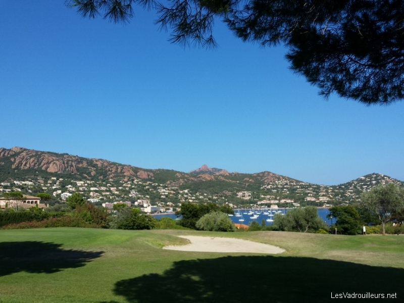 Le Golf du Cap Esterel