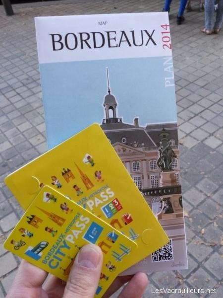 Nos 2 City Pass de Bordeaux