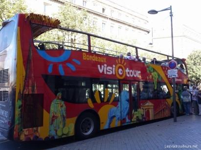 Le bus Visiotour