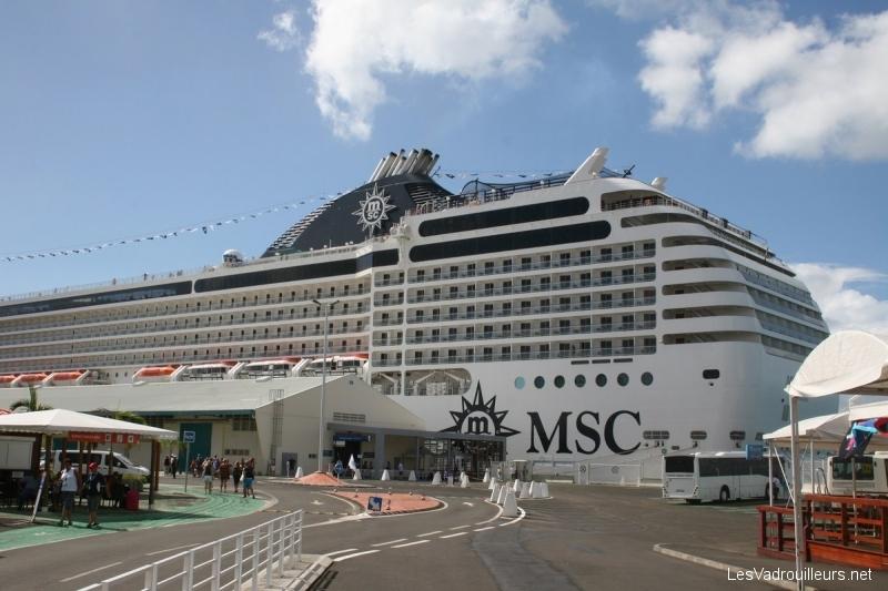 La croisi re s 39 amuse t 39 elle vraiment dans les caraibes avec msc - Hotel venise port croisiere ...