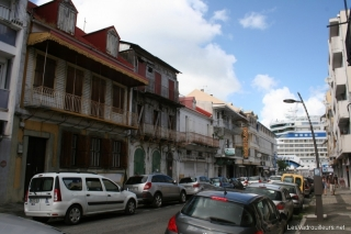 Retour à Pointe-à-Pitre  - Guadeloupe