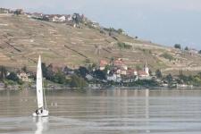 Croisière CGN sur le lac Léman