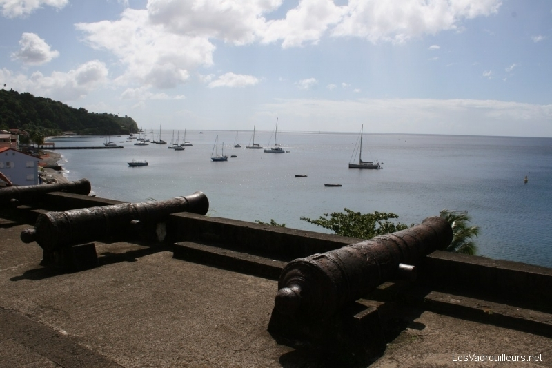 Escale à Fort-de-France - Martinique