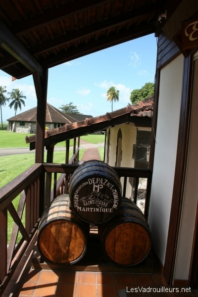 Escale à Fort-de-France - Martinique