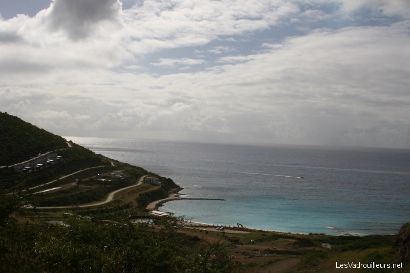Escale à Saint-Martin