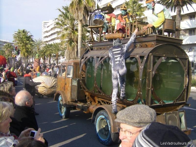 Carnaval Saint Raphael