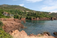 Le site naturel du Massif de l\'Esterel