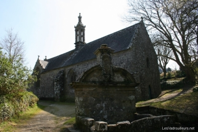 Chapelle et fontaine Notre-Dame-de-Bonne-Nouvelle